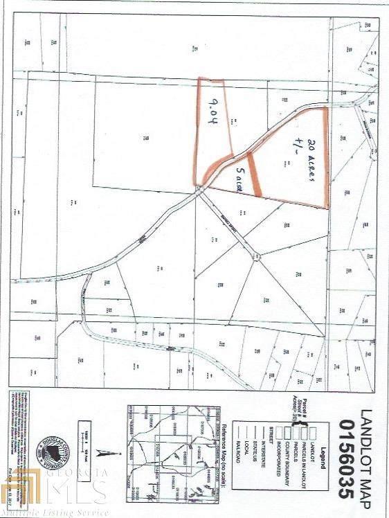 0 Tyree Rd, Winston, GA 30187 (MLS #8876117) :: Scott Fine Homes at Keller Williams First Atlanta