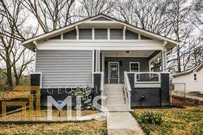 680 S Grand Ave Nw, Atlanta, GA 30318 (MLS #8877030) :: Tim Stout and Associates