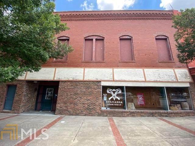 120 N Main, Sylvania, GA 30467 (MLS #8880409) :: Keller Williams Realty Atlanta Partners
