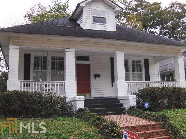 3222 Ridge Ave, Macon, GA 31204 (MLS #8885012) :: Tim Stout and Associates