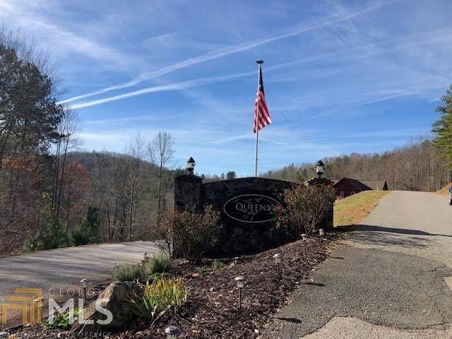 Lot 61 The Hills At Queens Gap, Blairsville, GA 30512 (MLS #8893192) :: Crest Realty