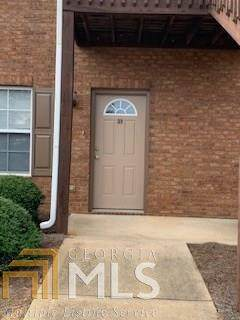 241 S Irwin St #31, Milledgeville, GA 31061 (MLS #8901388) :: Keller Williams Realty Atlanta Partners