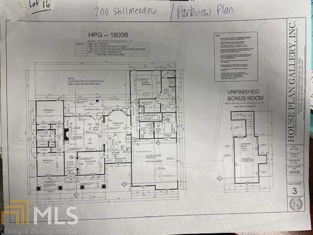 200 Stillmeadow Dr Lot 16, Commerce, GA 30529 (MLS #8911707) :: Scott Fine Homes at Keller Williams First Atlanta