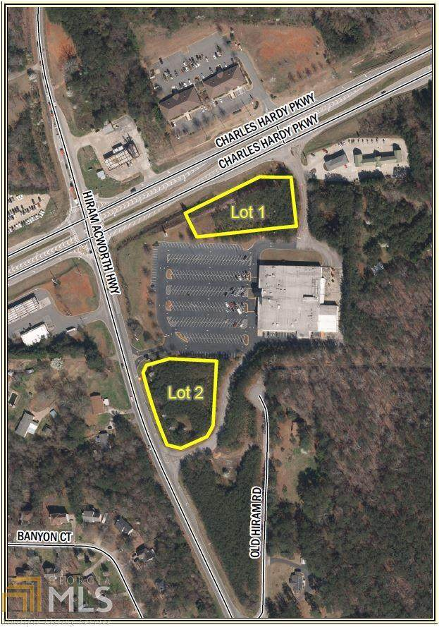 2400 Hiram Acworth Hwy Lot 1, Dallas, GA 30157 (MLS #8915573) :: Team Cozart