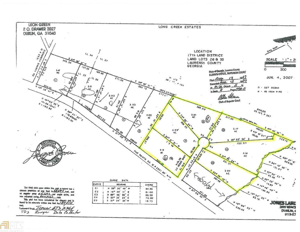 0 Five Points Rd Lot 10 Road - Photo 1