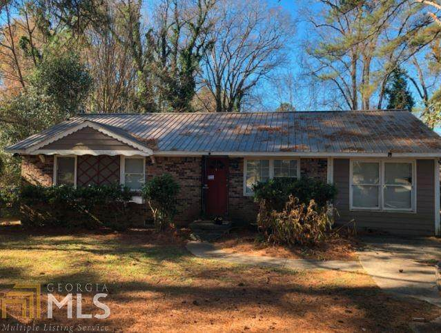 4039 Magnolia Ln, Forest Park, GA 30297 (MLS #8927376) :: The Realty Queen & Team