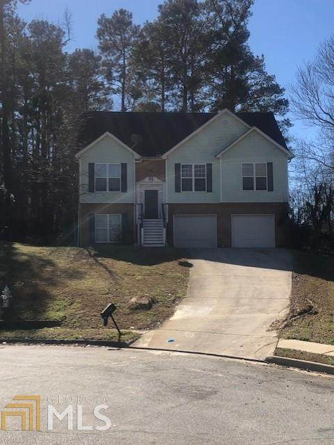 2327 Reeves Creek Rd, Jonesboro, GA 30236 (MLS #8931672) :: Buffington Real Estate Group