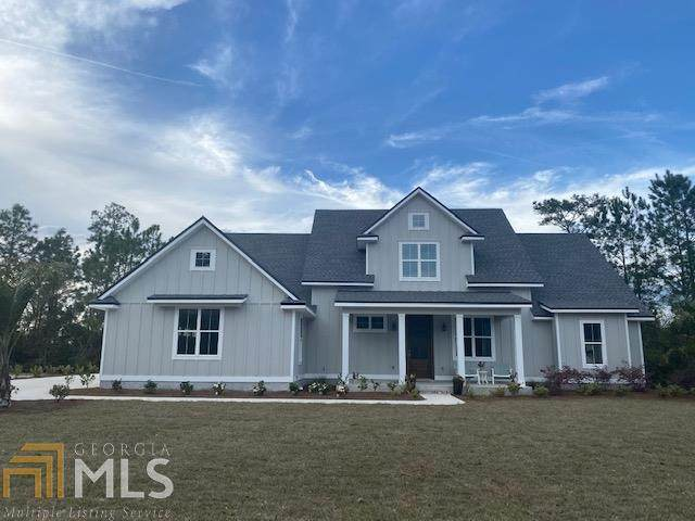 313 Bateau Dr, St Marys, GA 31558 (MLS #8935540) :: Military Realty