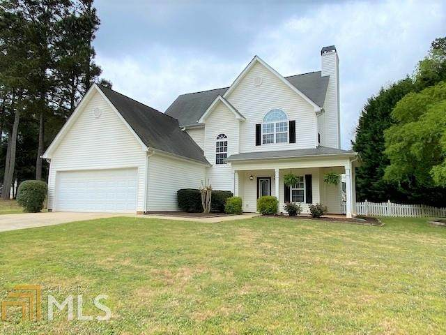 109 Eagle Run, Senoia, GA 30276 (MLS #8949575) :: Anderson & Associates