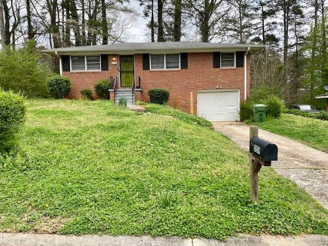 559 Dollar Mill Road SW, Atlanta, GA 30331 (MLS #8955131) :: Houska Realty Group