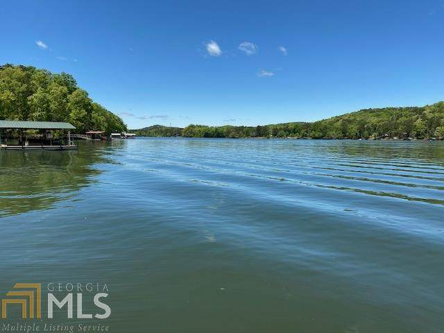 Lot 10 Currahee Point Shores, Toccoa, GA 30577 (MLS #8955557) :: Crown Realty Group