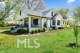 99 Milam Bridge Rd, Euharlee, GA 30120 (MLS #8955849) :: The Realty Queen & Team