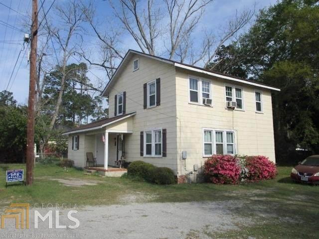 532 Calhoun Street, Swainsboro, GA 30401 (MLS #8959624) :: Houska Realty Group