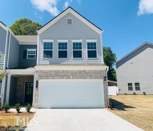 156 Madison Bnd #77, Holly Springs, GA 30188 (MLS #8963868) :: Team Reign