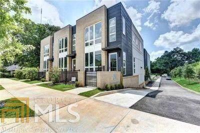 1463 La France Street #13, Atlanta, GA 30307 (MLS #8978220) :: Crown Realty Group