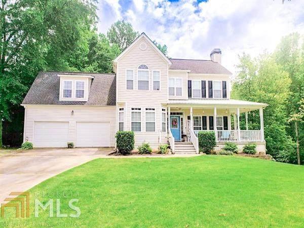 55 Forest Pt #16, Newnan, GA 30265 (MLS #8981046) :: Athens Georgia Homes