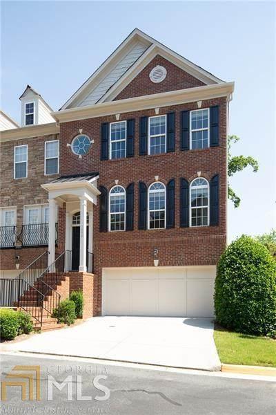 2840 Loftview Sq #5, Atlanta, GA 30339 (MLS #8985893) :: Bonds Realty Group Keller Williams Realty - Atlanta Partners