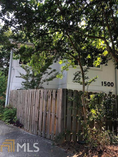 1500 Pine Log Rd D, Conyers, GA 30012 (MLS #8988367) :: RE/MAX Eagle Creek Realty