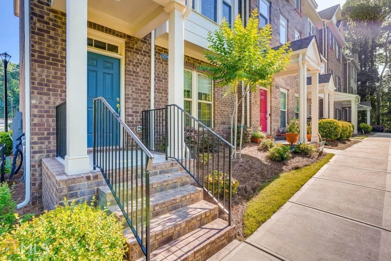 2147 Eagle Creek Ln, Decatur, GA 30033 (MLS #8999584) :: Buffington Real Estate Group