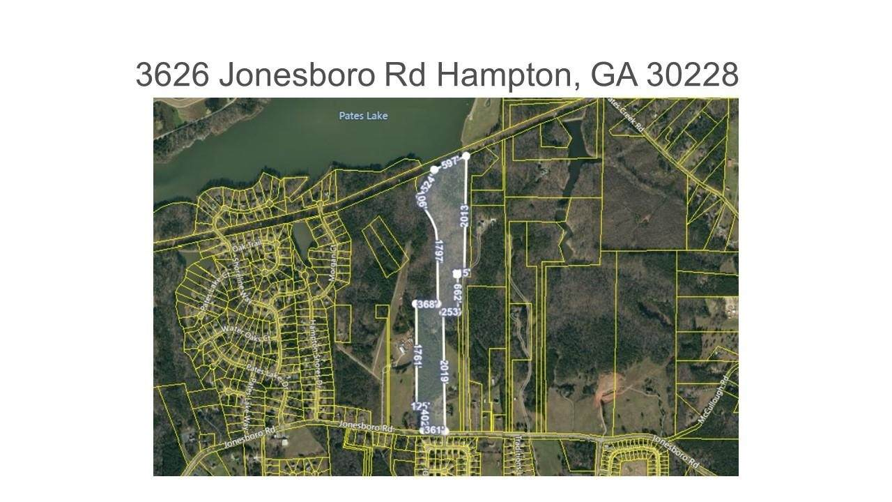3608 Jonesboro Road - Photo 1