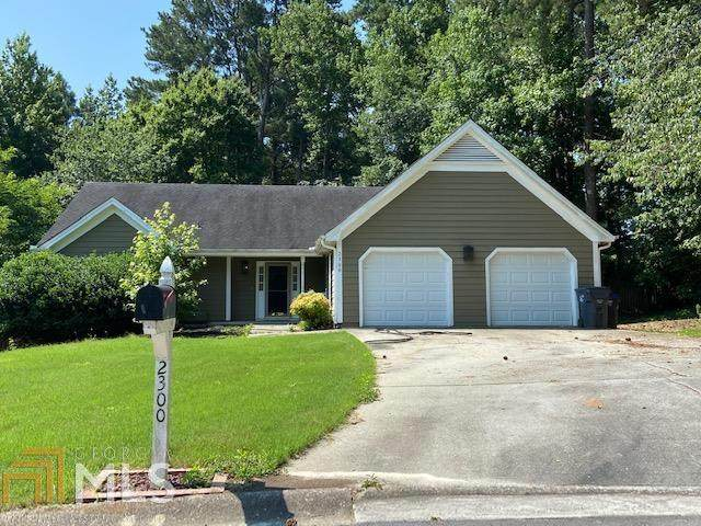 2300 Duck Hollow Ct, Lawrenceville, GA 30044 (MLS #9008888) :: Crown Realty Group