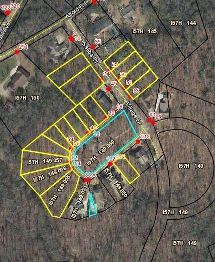 0 Village Drive 0.33 ACRES, Hartwell, GA 30643 (MLS #9016286) :: Crown Realty Group
