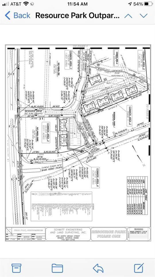 0 Resource Drive Highway 81, Winder, GA 30680 (MLS #9018748) :: Rettro Group