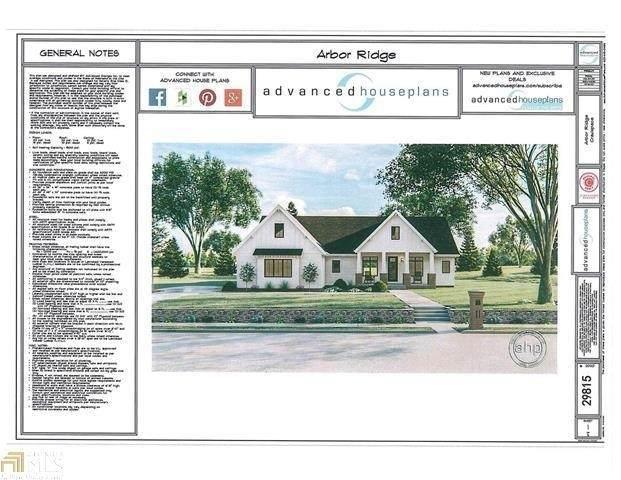 1022 Oakridge Drive, Griffin, GA 30223 (MLS #9029200) :: Athens Georgia Homes
