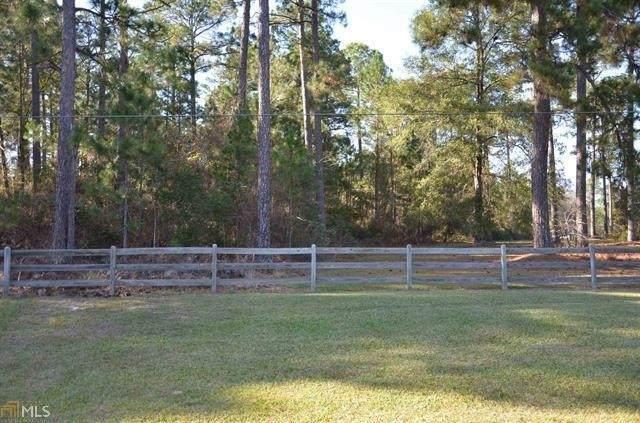 0 Eagles Nest, Eastman, GA 31023 (MLS #9036119) :: Athens Georgia Homes