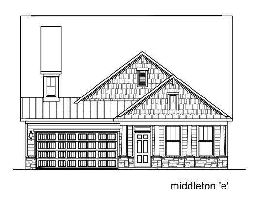 45 Hickory Walk Lot 9, Hoschton, GA 30548 (MLS #9056871) :: AF Realty Group