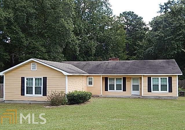 229 Shuman Dr, Statesboro, GA 30458 (MLS #8422855) :: Keller Williams Realty Atlanta Partners