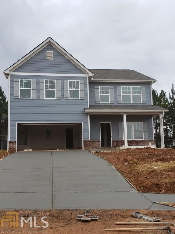 463 Lake Ridge Ln, Fairburn, GA 30213 (MLS #8519173) :: Bonds Realty Group Keller Williams Realty - Atlanta Partners