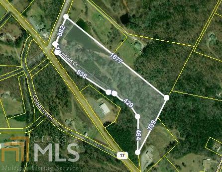 0 Ben T Huiet Hwy, Clarkesville, GA 30523 (MLS #8586551) :: Rettro Group