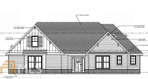 0 Marina Cir, Jackson, GA 30233 (MLS #8640262) :: Buffington Real Estate Group