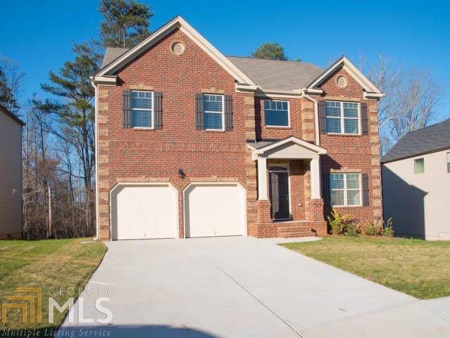 7845 Waterwheel Way #80, Jonesboro, GA 30238 (MLS #8648623) :: Rettro Group