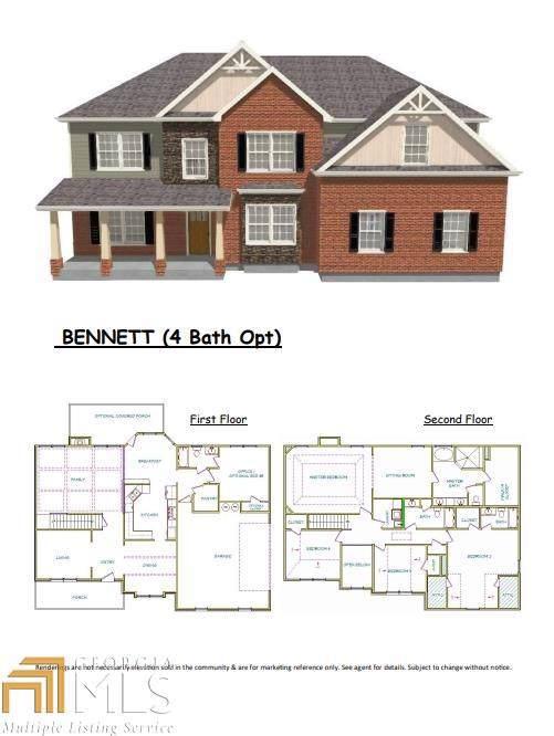 114 Elkins Blvd #55, Locust Grove, GA 30248 (MLS #8690701) :: Rettro Group