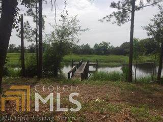 0 Horseshoe Cove Rd Lot 14, Waverly, GA 31565 (MLS #8774507) :: The Heyl Group at Keller Williams