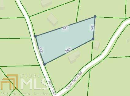 Lot 36 Talon Trace, Blairsville, GA 30512 (MLS #8782745) :: The Durham Team