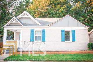 1061 Ashby Grv, Atlanta, GA 30314 (MLS #8803323) :: Bonds Realty Group Keller Williams Realty - Atlanta Partners