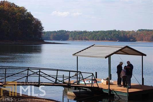 0 Bluewater Estates #8, Hartwell, GA 30643 (MLS #8810236) :: Athens Georgia Homes