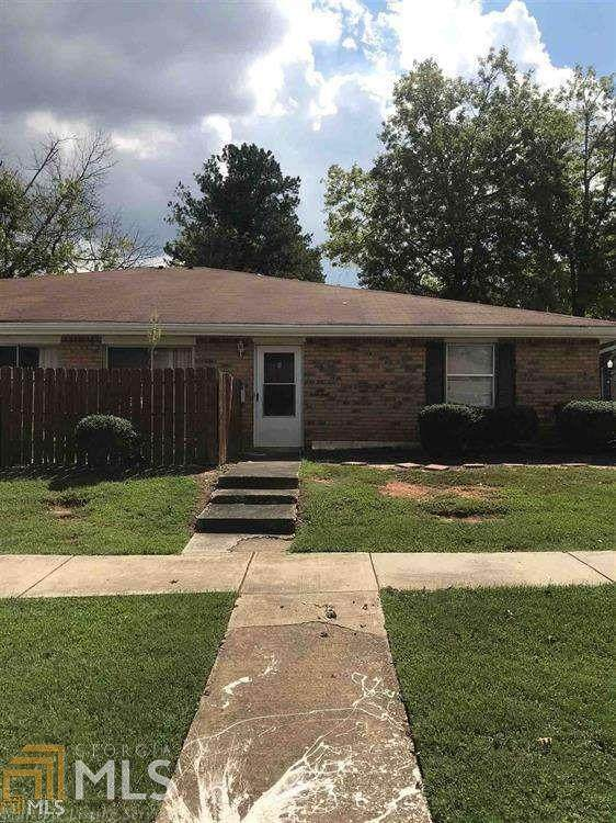 4701 Flat Shoals Rd 22D, Union City, GA 30291 (MLS #8827558) :: Athens Georgia Homes
