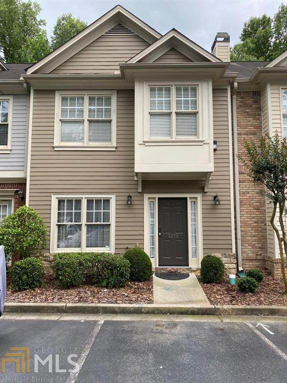 1273 Harris Cmn, Roswell, GA 30076 (MLS #8870117) :: Athens Georgia Homes