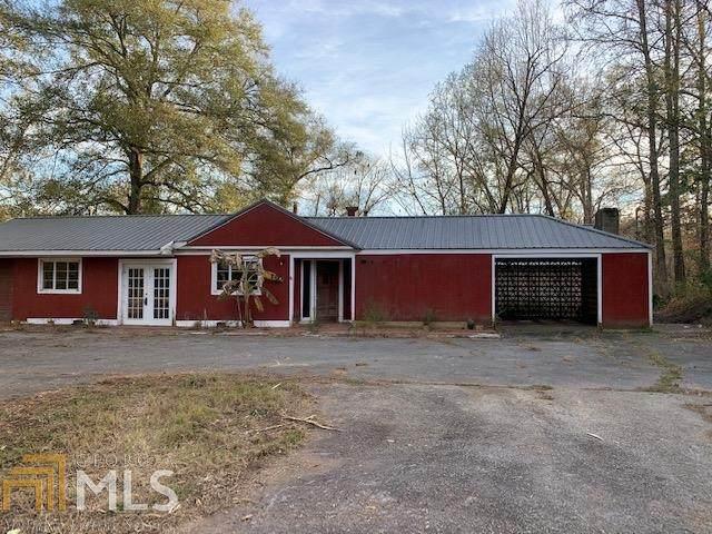 11598 Prospect Rd, Rockmart, GA 30153 (MLS #8892953) :: Scott Fine Homes at Keller Williams First Atlanta