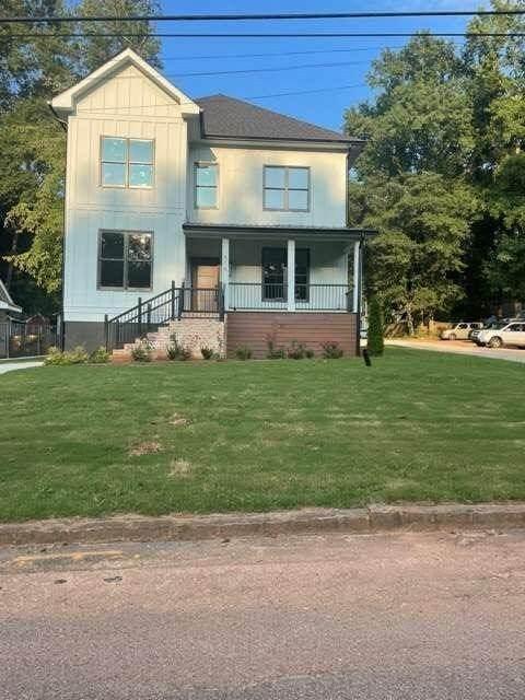 516 Parker Avenue, Decatur, GA 30032 (MLS #9027734) :: Statesboro Real Estate