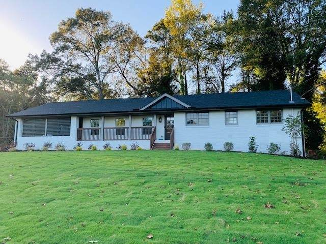 5047 Cascade Road SW, Atlanta, GA 30331 (MLS #9058639) :: EXIT Realty Lake Country