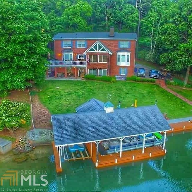 10100 Woodberry Ct, Villa Rica, GA 30180 (MLS #8544025) :: Buffington Real Estate Group