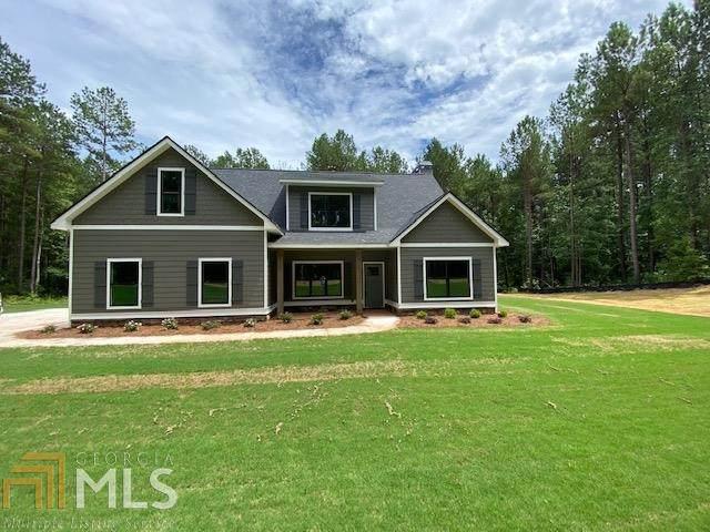 0 Beavers Rd Lot 6, Grantville, GA 30220 (MLS #8799594) :: Rettro Group