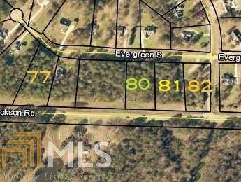 139 Evergreen Lot 81, Barnesville, GA 30204 (MLS #8854918) :: RE/MAX Eagle Creek Realty