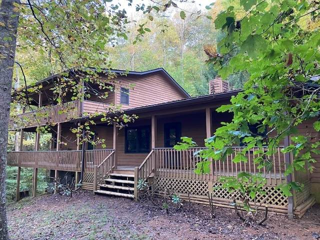 641 Walnut Mountain, Rabun Gap, GA 30568 (MLS #8862339) :: Team Cozart