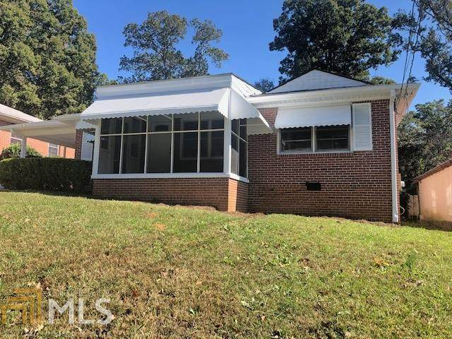 2184 Springdale Rd, Atlanta, GA 30315 (MLS #8881025) :: Bonds Realty Group Keller Williams Realty - Atlanta Partners